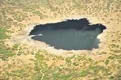2a. Salt crater lake