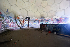 the dome (kamilluzza) Tags: berlin radar echelon nsa teufelsberg devilsmountain