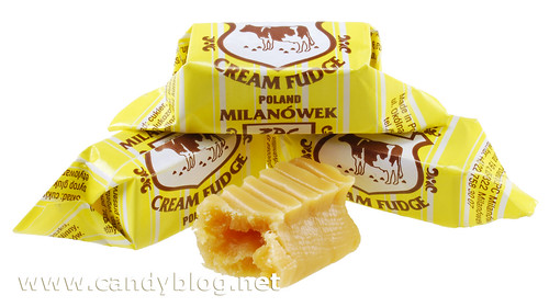 Luxury Cream Fudge