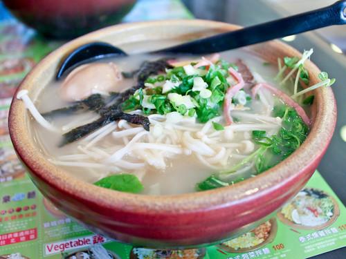 Hakata ramen (甘泉魚麵)