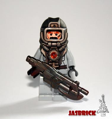 Steampunk Assault Trooper