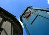 Blue Box (ƒliçkrwåy) Tags: blue water geotagged ancient well pump guesswherelondon cornhill ec3 gwl guessedbytommyajohansson