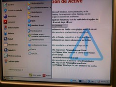 El famoso Active Desktop