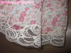 Topshop dress lace detail
