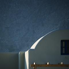 Mountain Blue (KeithWatt) Tags: travel blue mountain abstract window architecture santorini greece updatecollection ucreleased sailsevenseas keithwatt