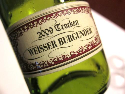 Bassermann Jordan Weissburgunder