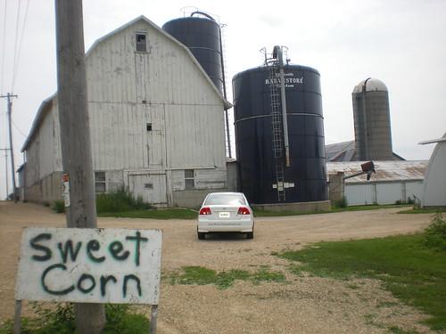 Roadside Midwest