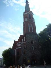 Sopot Iglesia de San Jorge Polonia 10 (Rafael Gomez - http://micamara.es) Tags: de san iglesia poland polska viajes jorge polonia sopot