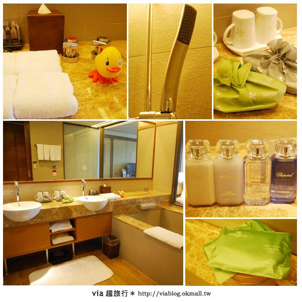 【礁溪溫泉】充滿質感的溫泉飯店~礁溪長榮鳳凰酒店(上)33