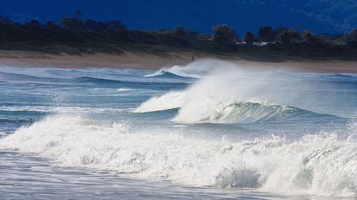 フリー写真素材, 自然・風景, 海, 波, オーストラリア,