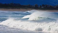 [フリー画像] 自然・風景, 海, 波, オーストラリア, 201008070100