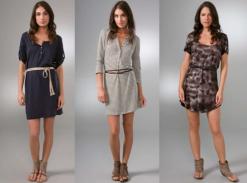 transition from summer to fall- dresses
