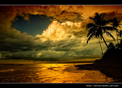 236/365 - Dominican Republic.@.1200x800 (Pawel Tomaszewicz) Tags: camera new blue trees sunset sea summer wallpaper sky plants cloud holiday tree beach water colors beautiful coral clouds sunrise canon island photography eos photo haiti sand san dominican republic foto juan image photos coconut dr creative picture images x palm na 1200 fotografia bacardi reef 800 aparat iphone pawel wakacje ipad hispanola kokos morze chmury niebo urlop orzechy karaiby 400d wczasy 1200x800 dominikana dominikanie colorphotoaward fotografowie polscy kokosowe sunsetmania kokosy tomaszewicz drbacardi