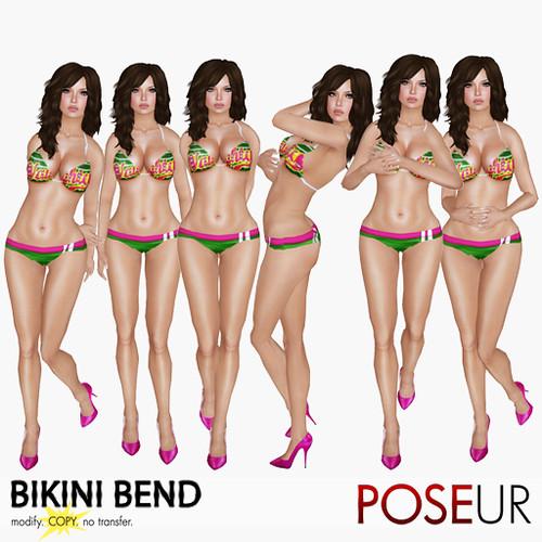 POSEUR - BIKINI BEND