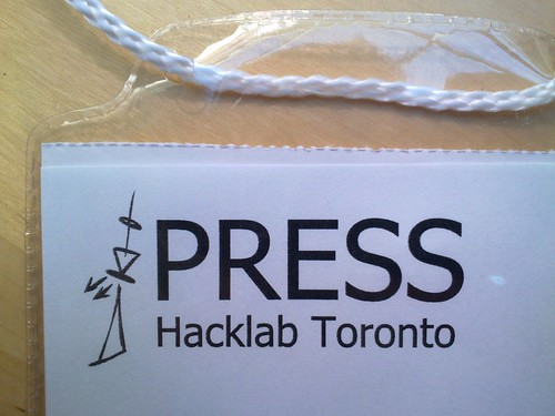 hacklabto Press Pass