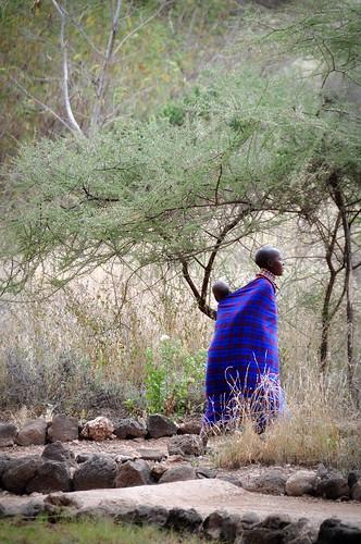 Masaiandbaby