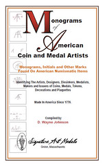 Johnson Monograms of American Coin and Medal Artists