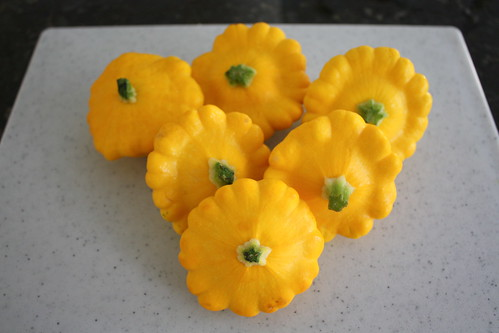 Patty Pan summer squash