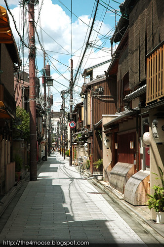 Higashiyama 東山区 : Miyakawa-cho Dori