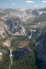 Vernal and Nevada Fall Photo