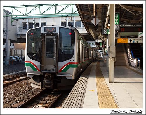 仙山線 @ 仙台駅