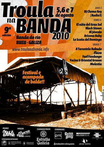 Bueu - Troula na banda 2010