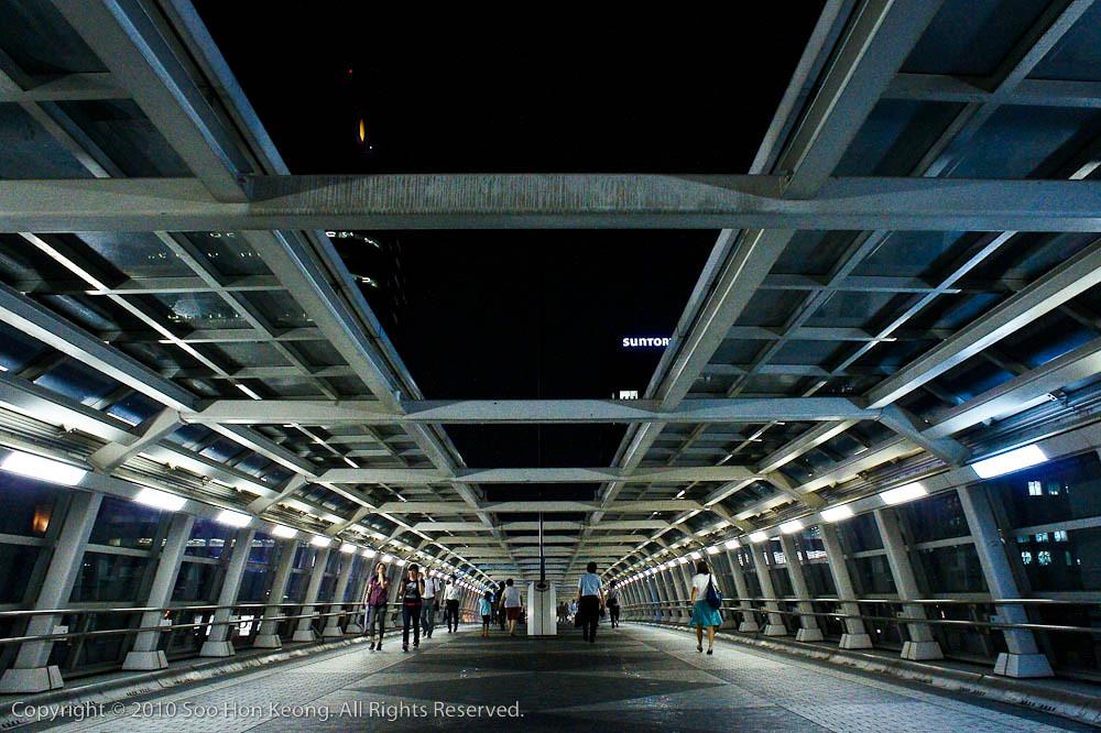 Bridge @ Odaiba, Tokyo, Japan