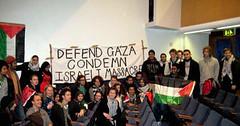 London School of Economics and Political Science occupata dagli studenti in solidarietà con Gaza