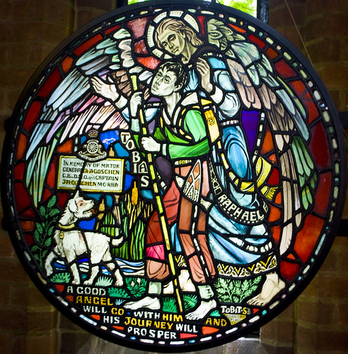 The Goschen Memorial window