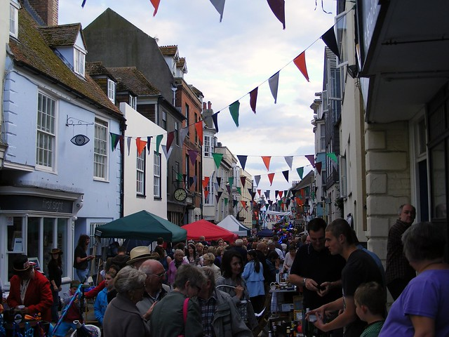 Hastings Old Town Street Party