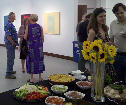 Ellen Baer Reception