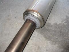 350z Exhaust Leak