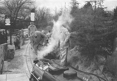 Dobwalls Forest Railway - Grand opening of the Union Pacific route in 1979 (trainsandstuff) Tags: cornwall railway steam miniaturerailway dobwalls forestrailway forestrailroad dobwallsforestrailroad dobwallsforestrailway forestrailwayforest railroadcornwallsteamrailwaytrainminiature dobwallsadventurepark