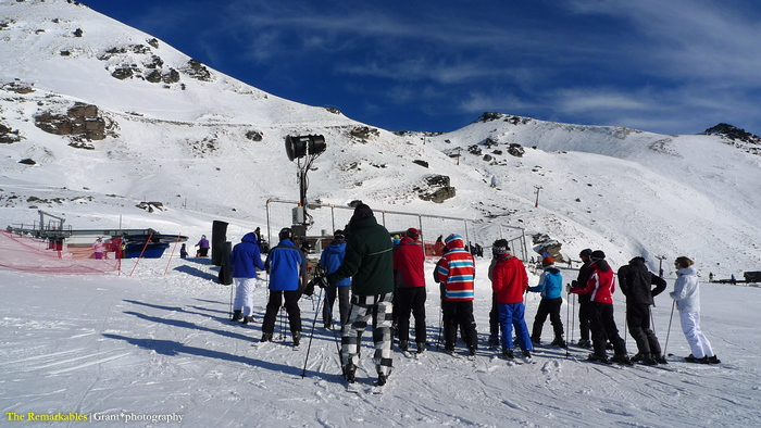 The Remarkables 08