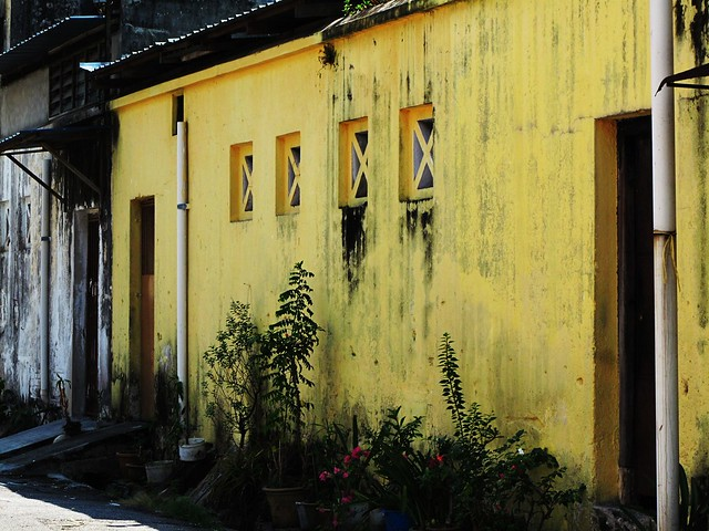IMG_0827 Back Alley , Ipoh .后巷,怡保新街场