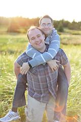 Chad & Patrick (Faith Alexandra) Tags: portrait love canon chad patrick marriage 5d markii