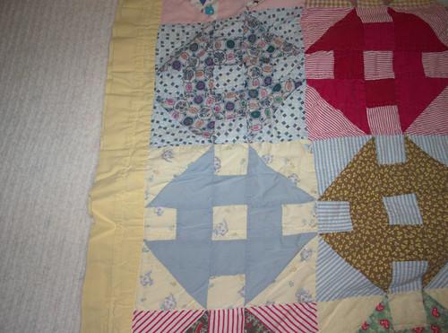 Patchwork Quilt Handmedown No. 2