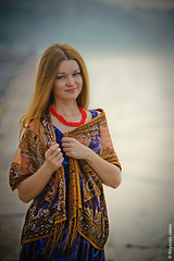 DSC_8470 (Knyazev Jakov) Tags: autumn light summer vacation portrait sun nature girl nikon russia country young illumination fantasy nikkor 80200   strobist d700 togliatty