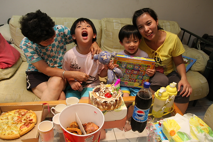 彥彥四歲生日001