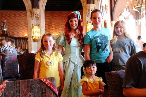 Disney World - Day 2