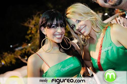 Bellas modelos dominicanas