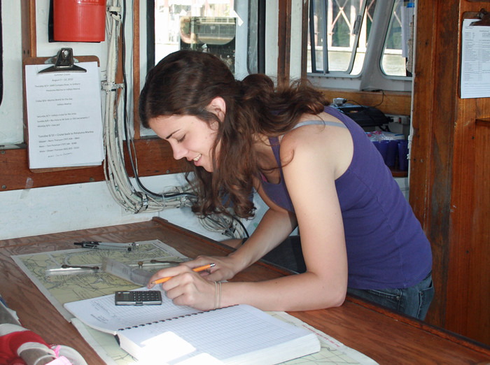 Jacquie Navigating