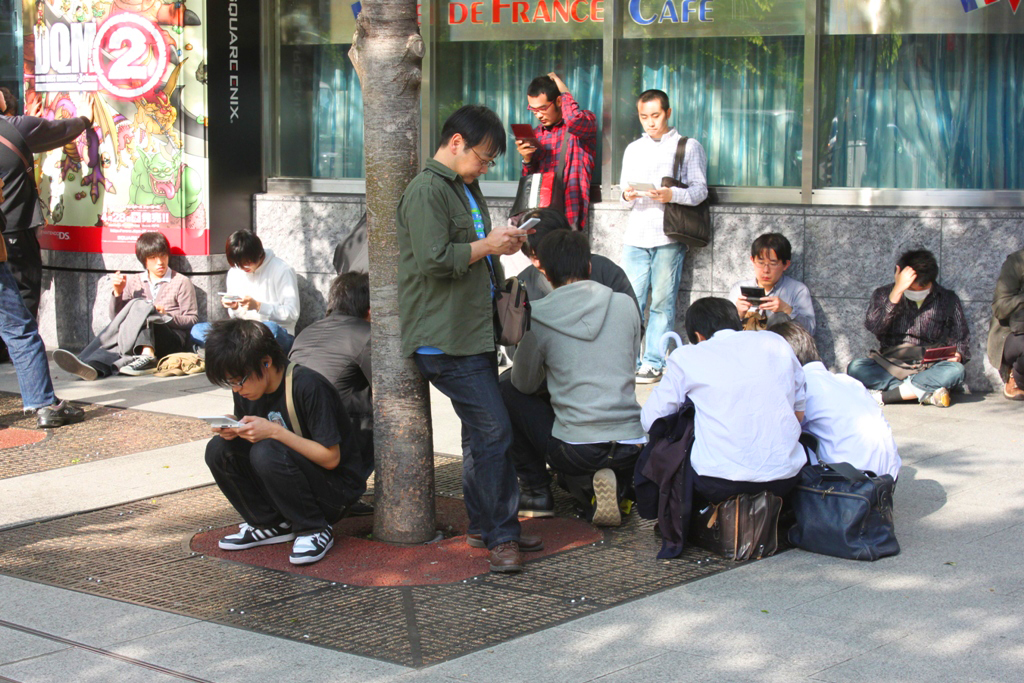 The art of the walk for gastronome in Kanda (74)