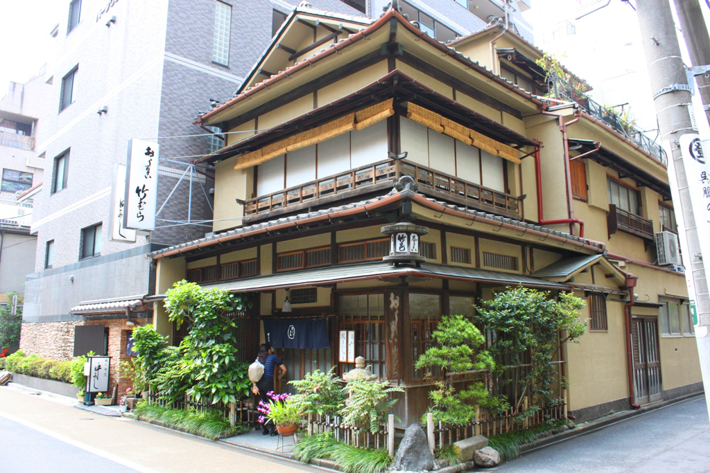 The art of the walk for gastronome in Kanda (24)