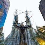 Channeling Atlas Statue - New York