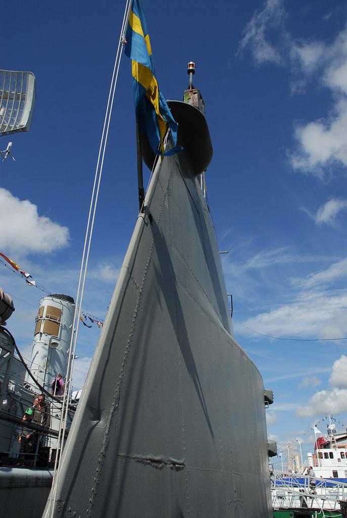 ubåt sverige