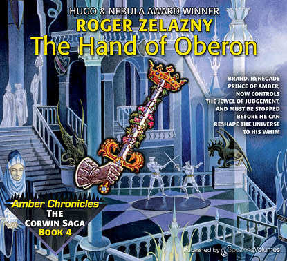 Corwin Of Amber. Amber Corwin|The Hand of Oberon by Roger Zelazny The Hand of Oberon by Roger Zelazny