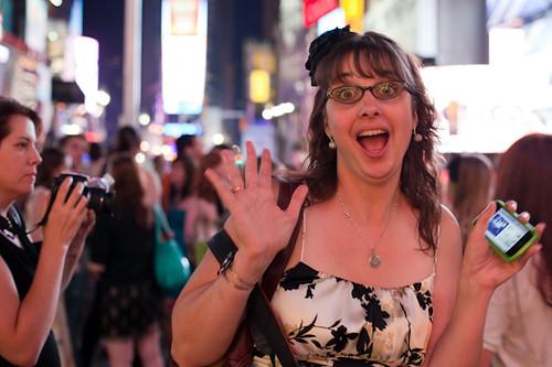 Mishelle Lane - BlogHer10 - Friday Night Walk-16