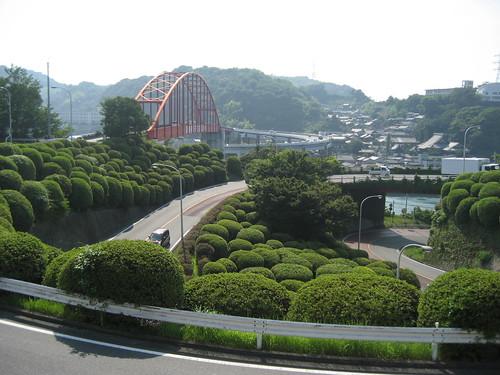 広島 呉 音戸大橋の画像 4