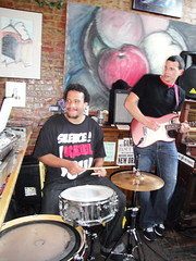 Joe & Jake at Zydeco's 12th Anniversary